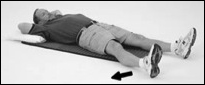 Hip Abduction and Adduction Exercise, Rockville, Maryland